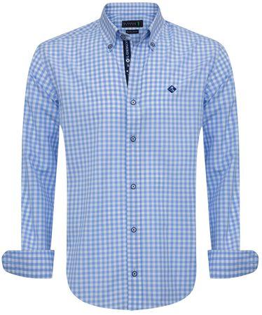 Sir Raymond Tailor pánska košeľa Under XXL modrá