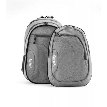 Rucksack ruksak Only Doubler 2in1, 25+10l, Grey Gray