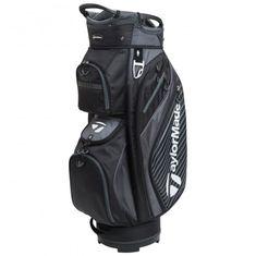 TaylorMade Pro Cart 6.0 Bag černý