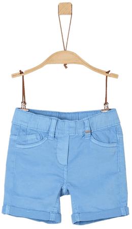 s.Oliver lány rövidnadrág 128 kék