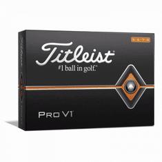 Titleist PRO V1 High míčky bílé 12 ks
