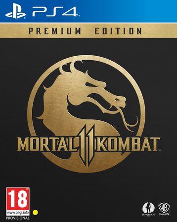 Warner Bros igra Mortal Kombat 11 Premium Edition (PS4)