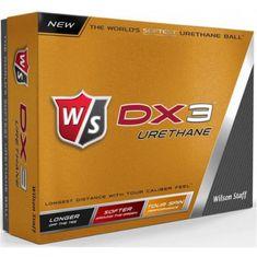 Wilson DX3 Urethane Balls