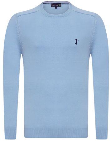 Sir Raymond Tailor moški pulover Headed, M, svetlo moder