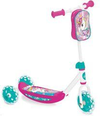 Mondo toys 28538 Tříkolová koloběžka Jednorožec