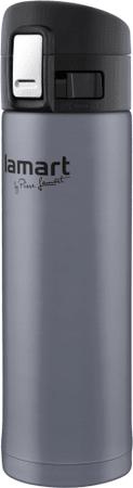 Lamart Termoska 0,42 šedá BRANCHE LT4044