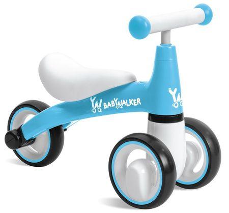 Mondo toys Trójkołowy rowerek Baby Walker niebieski