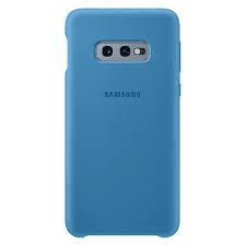 Samsung original silikonska maska EF-PG970TLE za Galaxy S10e G970, plava