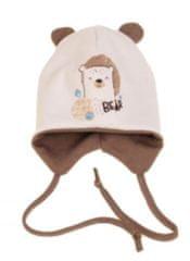 Lafel chlapecká čepička Bear