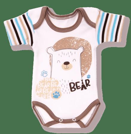 Lafel Bear fiú body 62 barna