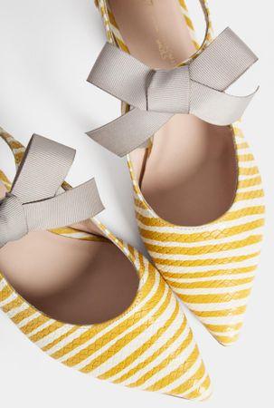 912ff786c7 L37 Summer break női balerina 40 sárga | MALL.HU