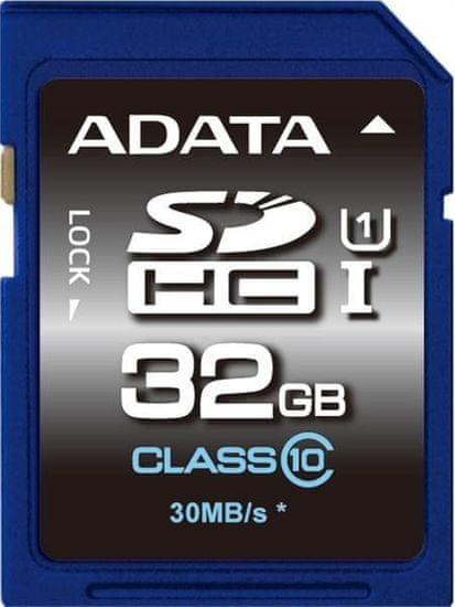 A-Data SDHC Premier 32GB UHS-I (ASDH32GUICL10-R)