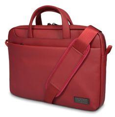 """Port Designs Zurich torba za prenosni računalnik 13,3"""" (33,8 cm)/14'' (35,6 cm), 110302, rdeča"""