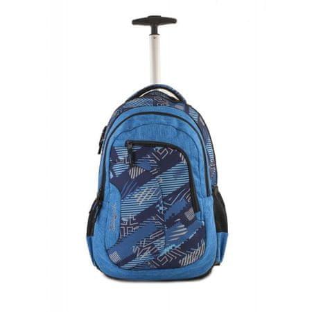 Rucksack ruksak na kotače Only Trolley 2u1, 25+15l, S-pace