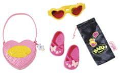 BABY born Butik komplet torbice, sandali, rumena očala