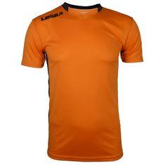 LEGEA dres Monaco oranžový