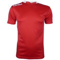 LEGEA dres Monaco červený