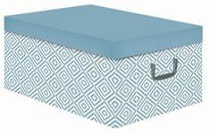 Compactor Nordic kutija za pohranu, karton, svijetlo plava