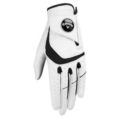 Callaway dámské Syntex Golf rukavice - pár Bílá Levá (pro praváky) S