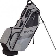 Ping Hoofer 181 Golf Stand Bag šedá-černá
