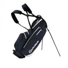 TaylorMade Flextech Waterproof Stand Bag šedá