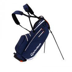 TaylorMade Flextech Waterproof Stand Bag Navy