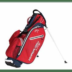 Callaway Hyper Dry Lite Stand Bag červená-modrá-bílá