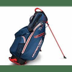Callaway Hyper Dry Lite Stand Bag modrá-oranžová