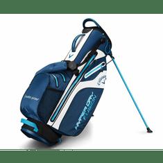 Callaway Hyper Dry Fusion Stand Bag modrá-bílá