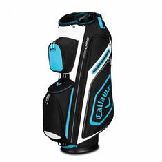 Callaway Chev Org Cart Bag černá-modrá-bílá