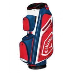 Callaway Chev Org Cart Bag modrá-bílá-červená