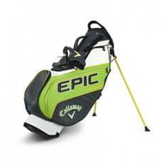 Callaway Epic Flash Staff Stand Bag zelená-černá