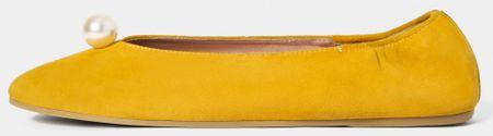 L37 dámské baleríny Pearl Lagoon 36 žltá