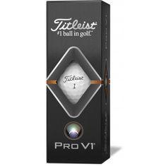 Titleist PRO V1 míčky bílá 12 ks
