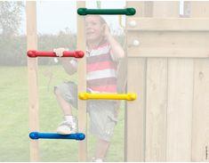 Jungle Gym Jungle Gym Dvojitý rebrík 1 Step Ladder