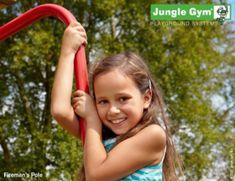 Jungle Gym Hasičská tyč Fireman's Pole