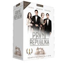 Prvni republika - I. řada (11 DVD)