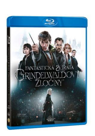 Fantastická zvířata: Grindelwaldovy zločiny - Blu-ray