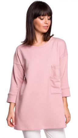 BeWear női pulóver L/XL rózsaszín