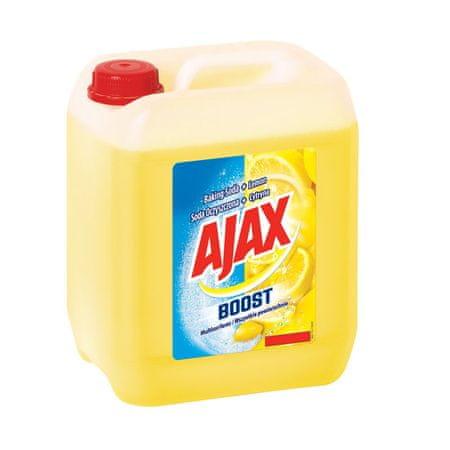 Ajax univerzální čistící prostředek Boost Baking Soda & Lemon 5 l