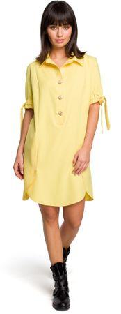 BeWear ženska haljina, žuta, L