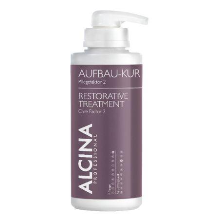 Alcina Regenerační kúra pro silně poškozené vlasy (Restorative Treatment Care Factor 2) 500 ml