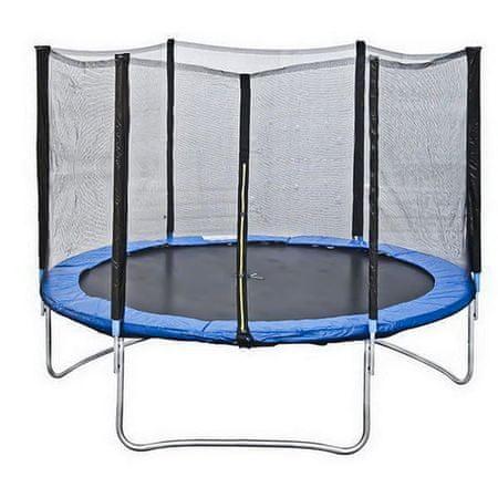 Too Much trampolin s zaštitnom mrežom, 183 cm (3 noge - 6 šipki)
