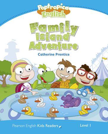 Prentice Catherine: PEKR | Level 1: Poptropica English Family Island Adventure