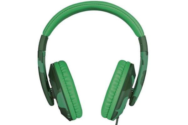 bezdrátová sluchátka trust sonin omezená citlivost na 85 db en71 standard