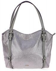 Tamaris stříbrná kabelka Malou