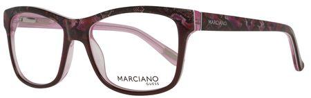Guess dámské růžové brýlové obroučky