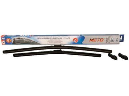 METO Rugalmas ablaktörlő lapát készlet 600/450mm METO