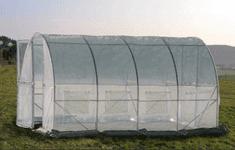 Greenhouse plastenik , 4 x 3 x 2,3m (9434)