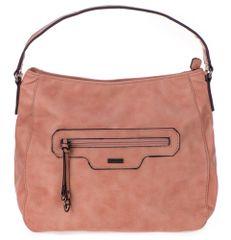 Tamaris růžová kabelka Jolanda